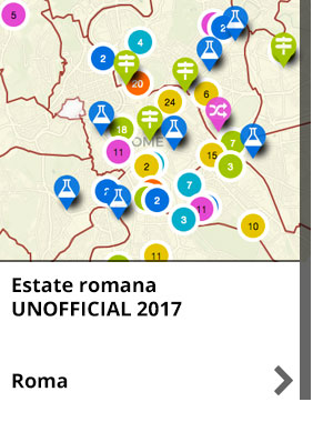 Estate romana unofficial 2017